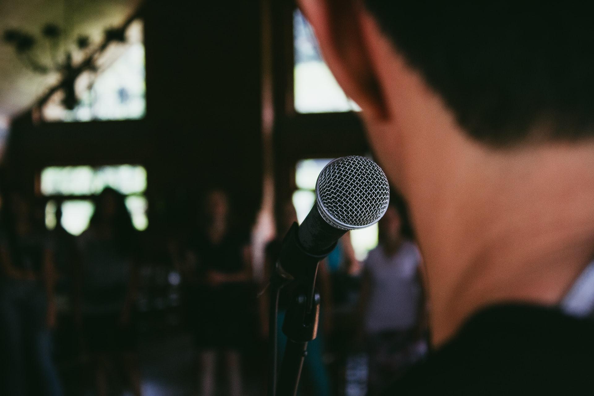 Как преодолеть страх публичных выступлений